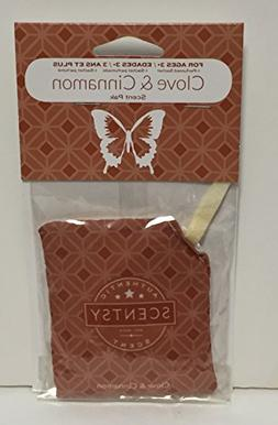 Scentsy Scent Pak Clove and Cinnamon