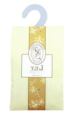 Feel Fragrance Scented Sachets with Hanger for Closet,Pack o