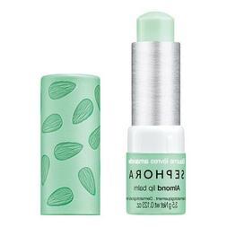 Sephora Collection 3.5 g 0.123 oz Almond Lip Balm for Women