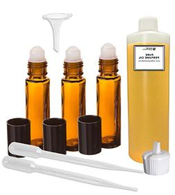 Grand Parfums Perfume Oil Set - Obsession Body Oil For Women