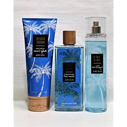 Bath & Body Works ~ Signature Collection ~ Cabana Breeze~ Sh