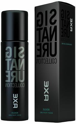 AXE Signature Rogue Men Body Perfume SPRAY Fragrance 122 ml