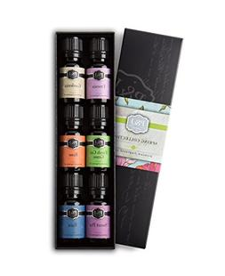 Spring Set of 6 Premium Grade Fragrance Oils - Gardenia, Swe