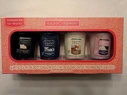 Yankee Candle New Spring Fragrances Votive Samplers Gift Set