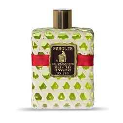 St Johns West Indian Lime Aftershave Lotion 8 Oz Splash. Fre