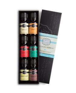 P&J Trading Summer Set of 6 Premium Grade Fragrance Oils - P