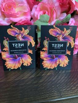 sunkissed hibiscus eau de parfum sample vial