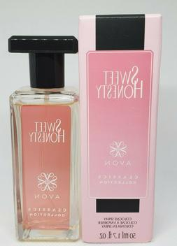 Avon Sweet Honesty Cologne Spray for Women, Classics Collect
