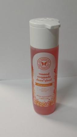 The Honest Company Shampoo & Body Wash 8.5 Fl Oz Sweet Orang