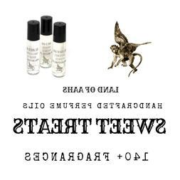 Sweet Treats Perfume Fragrance Roll On Oil Bottle Foodie Gou