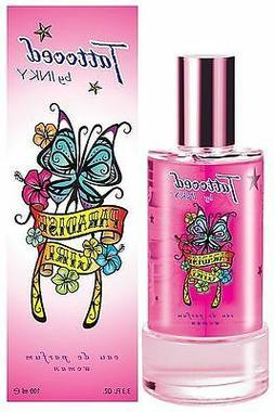 TATTOOED PARADISE GIRL Designer Impression 3.3 oz Perfume PR