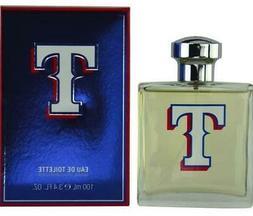 Texas Rangers by Texas Rangers for Men - 3.4 oz EDT Spray