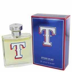 Texas Rangers Cologne By Texas Rangers Eau De Toilette Spray