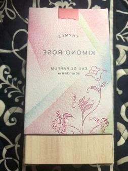 Thymes Kimono Rose Eau de Parfum 1.75oz