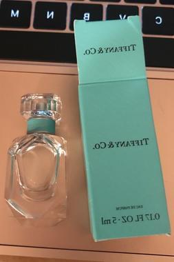 TIFFANY & CO. Eau de Parfum Mini Perfume .17 fl oz/5 ml Bran