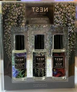 Nest Fragrances Eau de Parfum Rollerball Trio - Black Tulip,