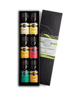Tropical Set of 6 Premium Grade Fragrance Oils - Banana, Coc