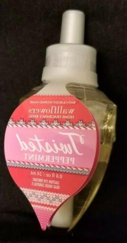 Twisted Peppermint By Bath Body Works Wallflowers Home Fragr