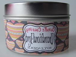 Unconditional Love Scented Soy Travel Tin Container Candle W