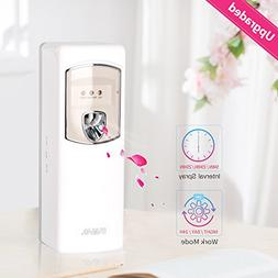 SVAVO V-880 ABS Plastic Automatic Aerosol Dispenser Air Fres
