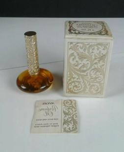Vintage Avon Charisma Perfume Oil Full New Bottle Original B