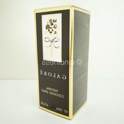 vintage rare galore cologne spray 4 fl