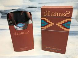 VINTAGE RARE New 1988 Stock SANTA FE Men's After Shave Lotio