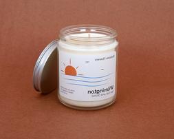 Wilmington North Carolina Candle Sea Salt + Orchid Fragrance