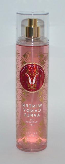 Bath and Body Works WINTER CANDY APPLE Fine Fragrance Mist 8