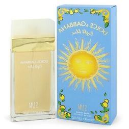 Woman Dolce & Gabbana Light blue Sun EDT 3.4/ 3.3 oz / 100 m