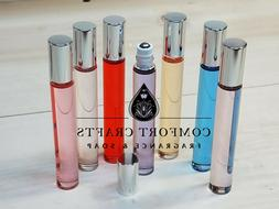 WOMENS Fragrances Perfume Body Oils You Pick Scent / 1 dram