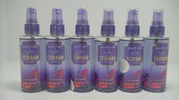 x6 Bath & Body Works Plum Moscato Almond Fragrance Mist Spra